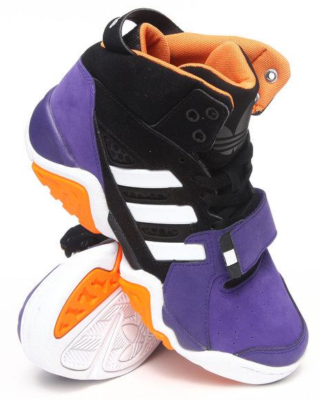 Adidas - Men Black Streetball 1.5 Sneakers