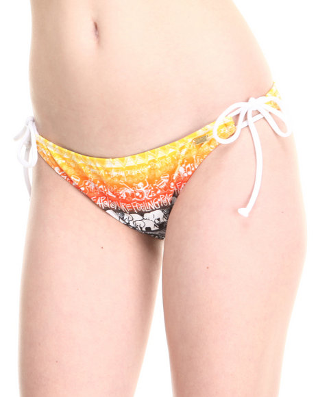 Stussy Orange Swimwear