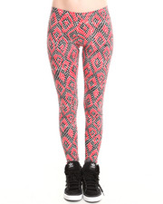 Leggings - Python Graphic Leggings
