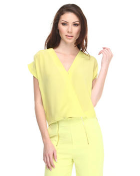 DJP OUTLET - Surplus Pleat Top