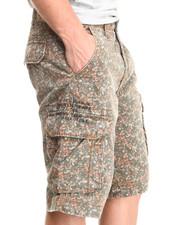Shorts - Olive Digi Camo Cargo Short