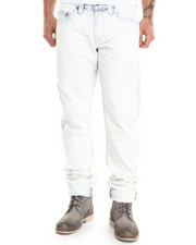 True Religion - Geno Slim Bleached Out Jean