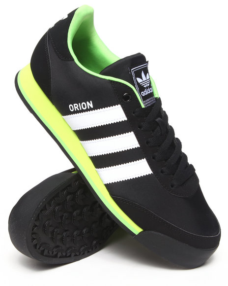 Adidas Black Orion 2 Sneakers