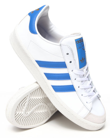 Adidas - Men White Jabbar Lo Sneakers
