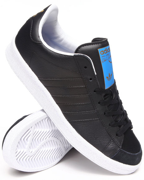 Adidas - Men Black Jabbar Lo Sneakers