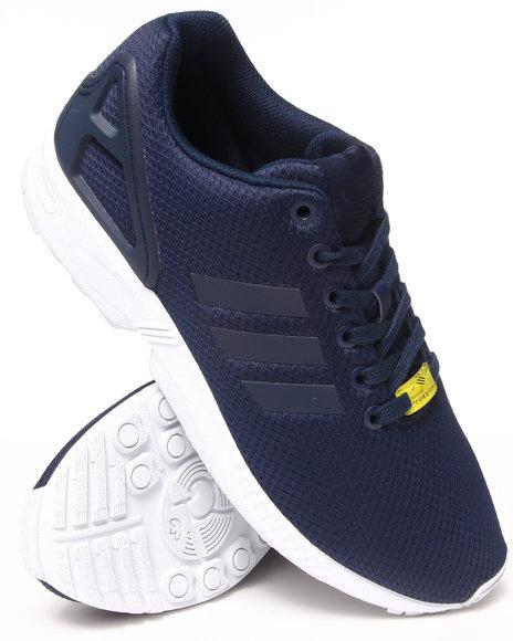 Adidas - Men Navy Zx Flux Sneakers