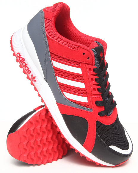 Adidas Black,Red T-Zx 700 Sneakers