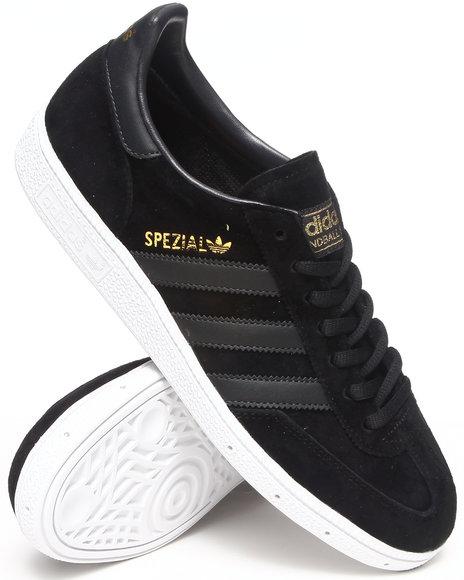 Adidas - Men Black Spezial Sneakers