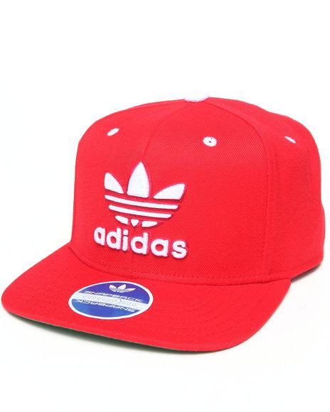 Adidas Thrasher Snapback Cap Red