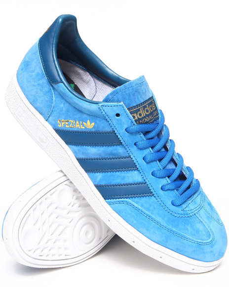 Adidas - Men Blue Spezial Sneakers - $45.99