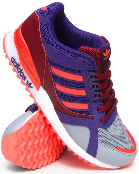 Adidas - Men Purple,Red T Zxz 700 Sneakers