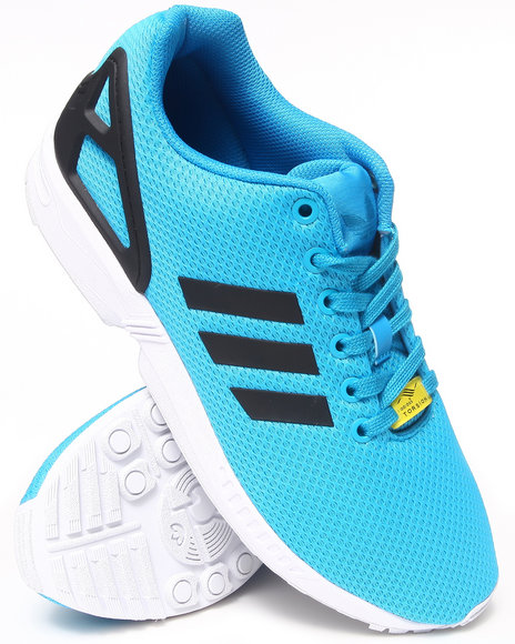 Adidas - Men Blue Zx Flux Sneakers
