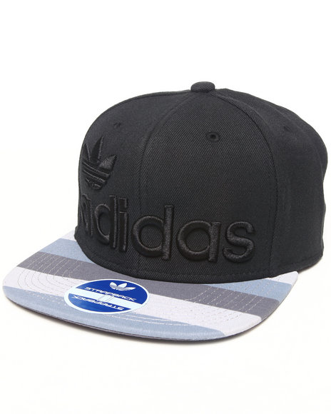 Adidas National Strapback Cap Black