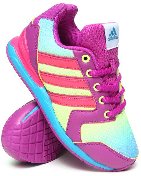 Adidas - Girls Pink Streetrun 7 K Sneaker