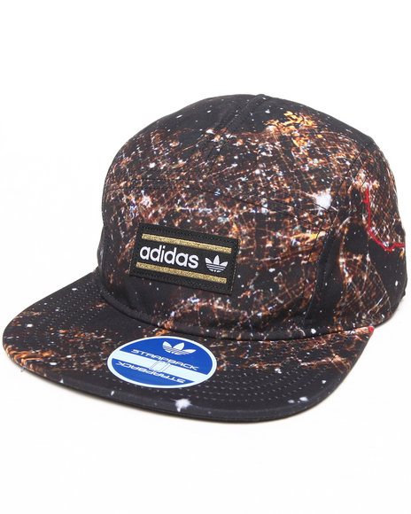 Adidas Breeze 5-Panel Cap Black