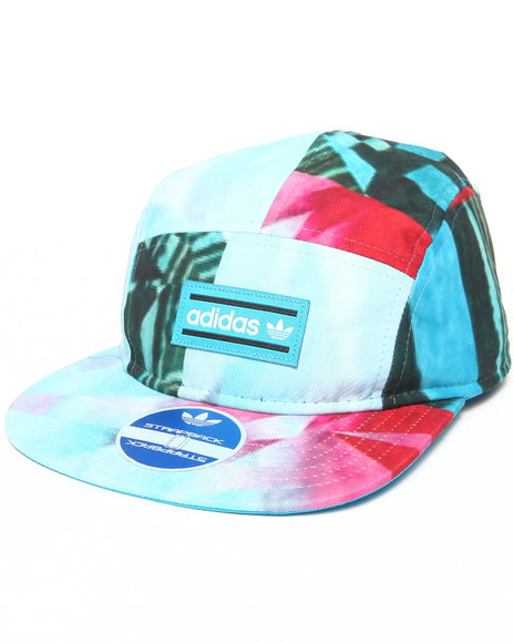 Adidas Breeze 5-Panel Cap Teal