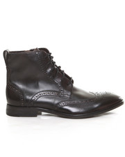 -FEATURES- - Dearborn NYC Brouge Wingtip Boot