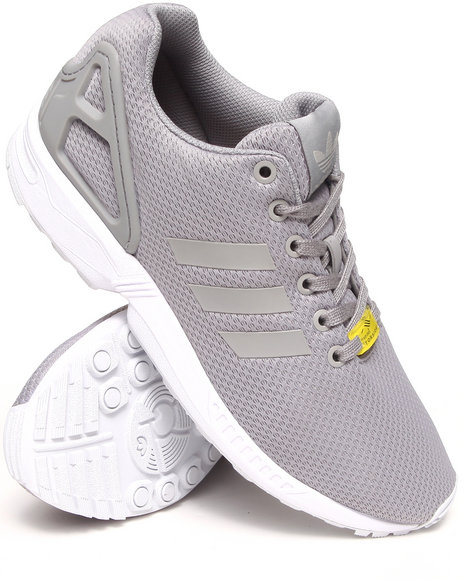 Adidas - Men Grey Zx Flux Sneakers