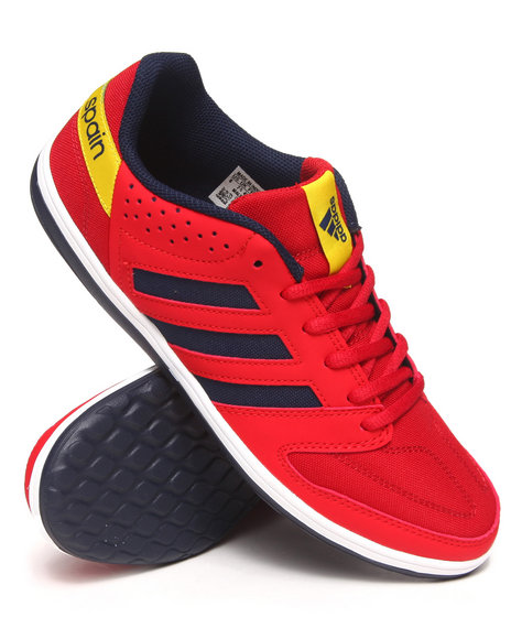 Adidas Red Freefootball Janeirinha Sala Sneakers