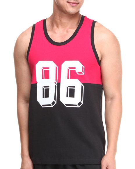 Adidas - Men Black Street Tank - $16.99