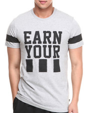 T-Shirts - Earn Your Stripes Street Tee
