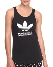 Tops - Logo Tank Top