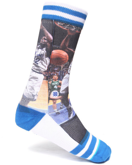 Stance Socks Shaq/Penny Socks Blue Large/X-Large