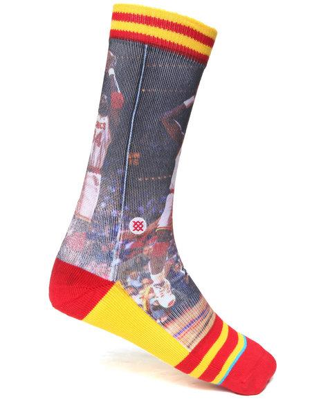 Stance Socks Hakeem Olajuwon Socks Multi Large/X-Large