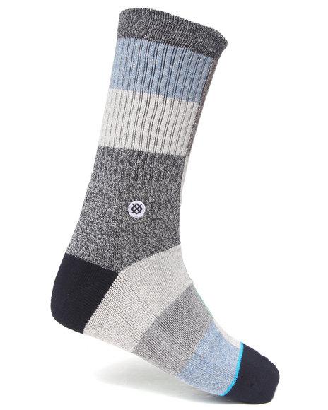 Stance Socks Tangent Socks Navy Large/X-Large
