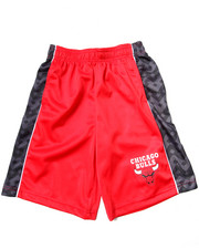 NBA MLB NFL Gear - Chicago Bulls Digi Camo Shorts (8-20)