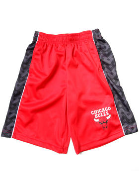NBA MLB NFL Gear - Chicago Bulls Digi Camo Shorts (8-20)