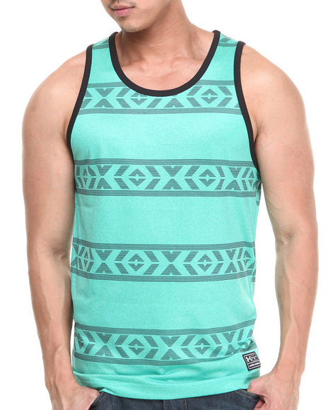 Under Armour Green Tanks
