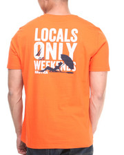 Men - Locals Only T-Shirt