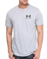 Men - Legacy Logo Tee  (Moisture Transport & Anti-Odor Technology)