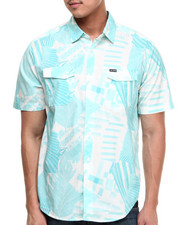 The Skate Shop - Get Ripped S/S Button-down