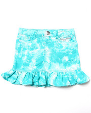 Girls - TIE DYE PRINT SKIRT (7-16)