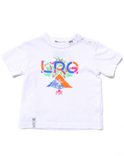 Tops - FLORAL GEO TEE (INFANT)