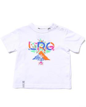 LRG - FLORAL GEO TEE (INFANT)