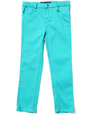 Baby Phat - COLOR TWILL JEANS (4-6X)