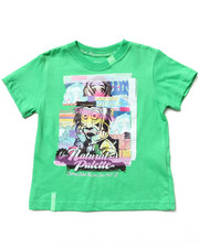 Tops - OUTSIDE THE LINES TEE (2T-4T)