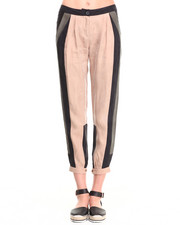 Shades of Grey by Micah Cohen - Panel Track Pant/Snap Cuff