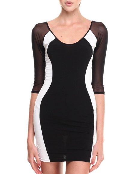 Summer B. - Women Black Margot Dress