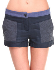 Shorts - Colorblock Short