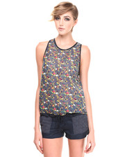 Women - Jungle Racerback Top