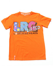 Sizes 8-20 - Big Kids - LIFTED 80'S TEE (8-20)