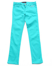Baby Phat - COLOR TWILL JEANS (7-16)