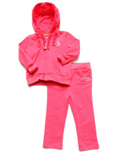 Girls - 2 PIECE FRENCH TERRY SET (INFANT)