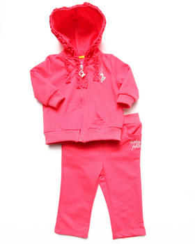 Baby Phat - 2 PIECE FRENCH TERRY SET (NEWBORN)