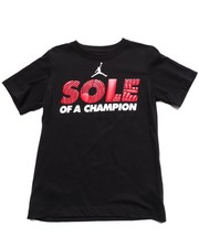 Sizes 8-20 - Big Kids - SOLE OF A CHAMPION TEE (8-20)
