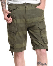 G-STAR - Rovic Desert Stripe Cargo Short
